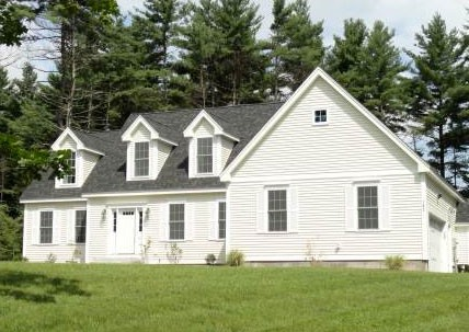Custom-designed houses in Hollis NH