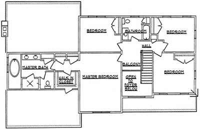 Exeter Floorplan