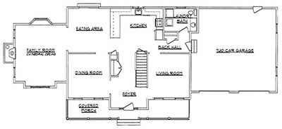 Lincoln Floorplan