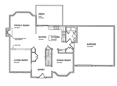 WoodStock Floorplan
